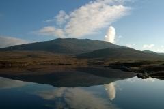 Beinn Mhor from Loch Ollay