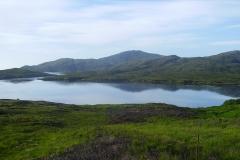 Inner Loch and Beinn Stulaval