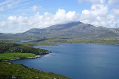 Outer Loch and Beinn Mhor