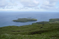 The Minch and Eilean Stuley